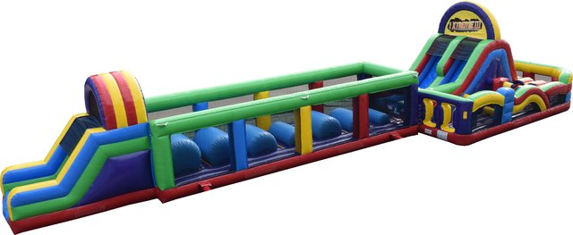 112ft Xtreme Warriors Obstacle Course (2pcs A and B)