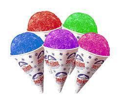 Snow Cone Supplies-25 servings