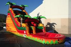 20' Tropical Fiesta Water Slide