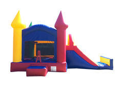 4 N 1 Bounce House with Slide