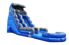 20' Laguna Waves Water Slide
