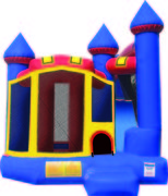 Backyard Castle Combo (Dry Only)