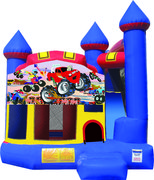 Monster Truck Castle Combo (Dry Only)
