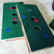 3 Hole Washer Toss