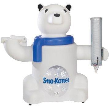 Polar Pete Snow Cone Machine-25 servings