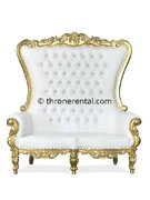 Click here to see all Double Settee Throne Chairs