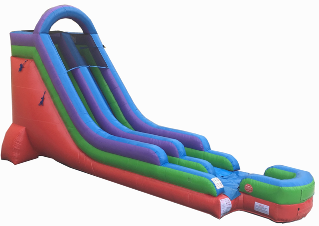 18Ft Monster Dry Slide Rental
