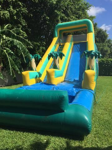 22ft Tropical Slide