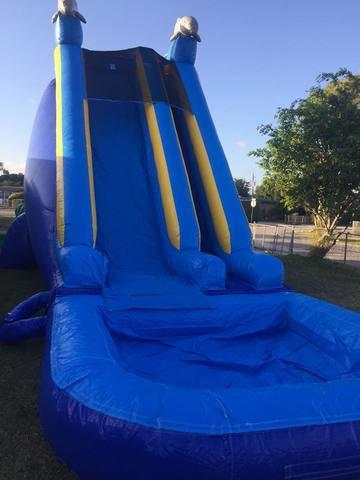 24ft Dolphin Slide
