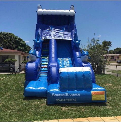 Bounce 2 Bounce, LLC  - bounce house rentals and slides for parties