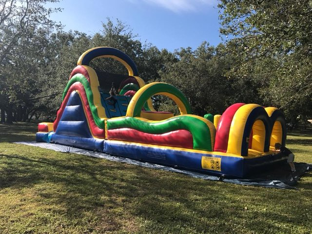 45ft Obstacle Course