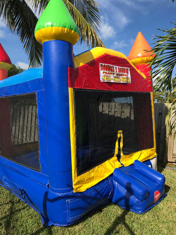 10x10 toddler bounce house