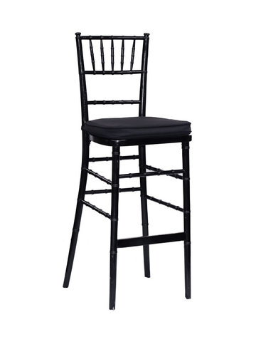 Black Bar Stool Chavari
