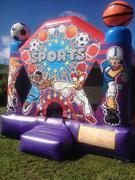 Sports Bounce House 2