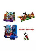 Mickey's World package