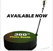 360 photo booth (2 hours )