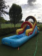 10ft Toddler Waterslide Slide w(pool)