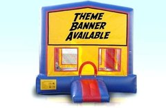 Bounce House Banner