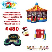 carousel package deal