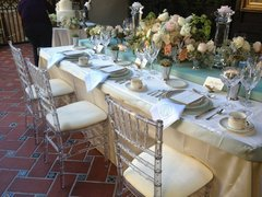 Clear Chavari Chairs