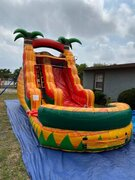 16 ft Tropical Fiesta Breeze pool