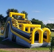 50ft Toxic Obstacle Course