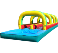 40ft Dual Lane Slip N Slide (pool)