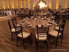 Black Chavari Chairs