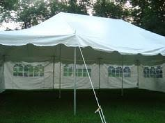 tent side walls (panels)