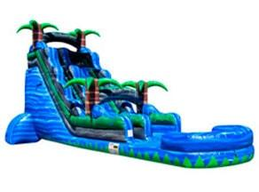 22Ft Big Crush Water Slide