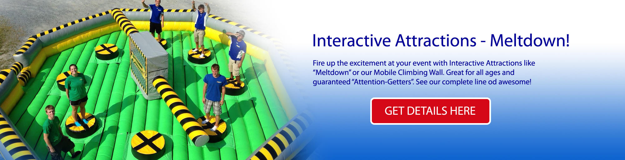 Interactive Attraction Rentals