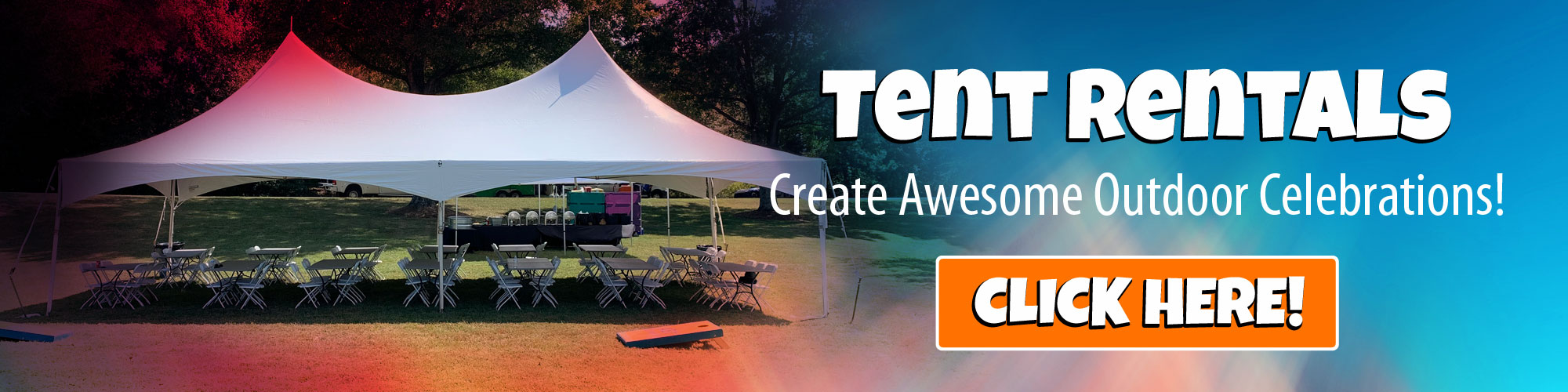 Commercial Tent  Rental