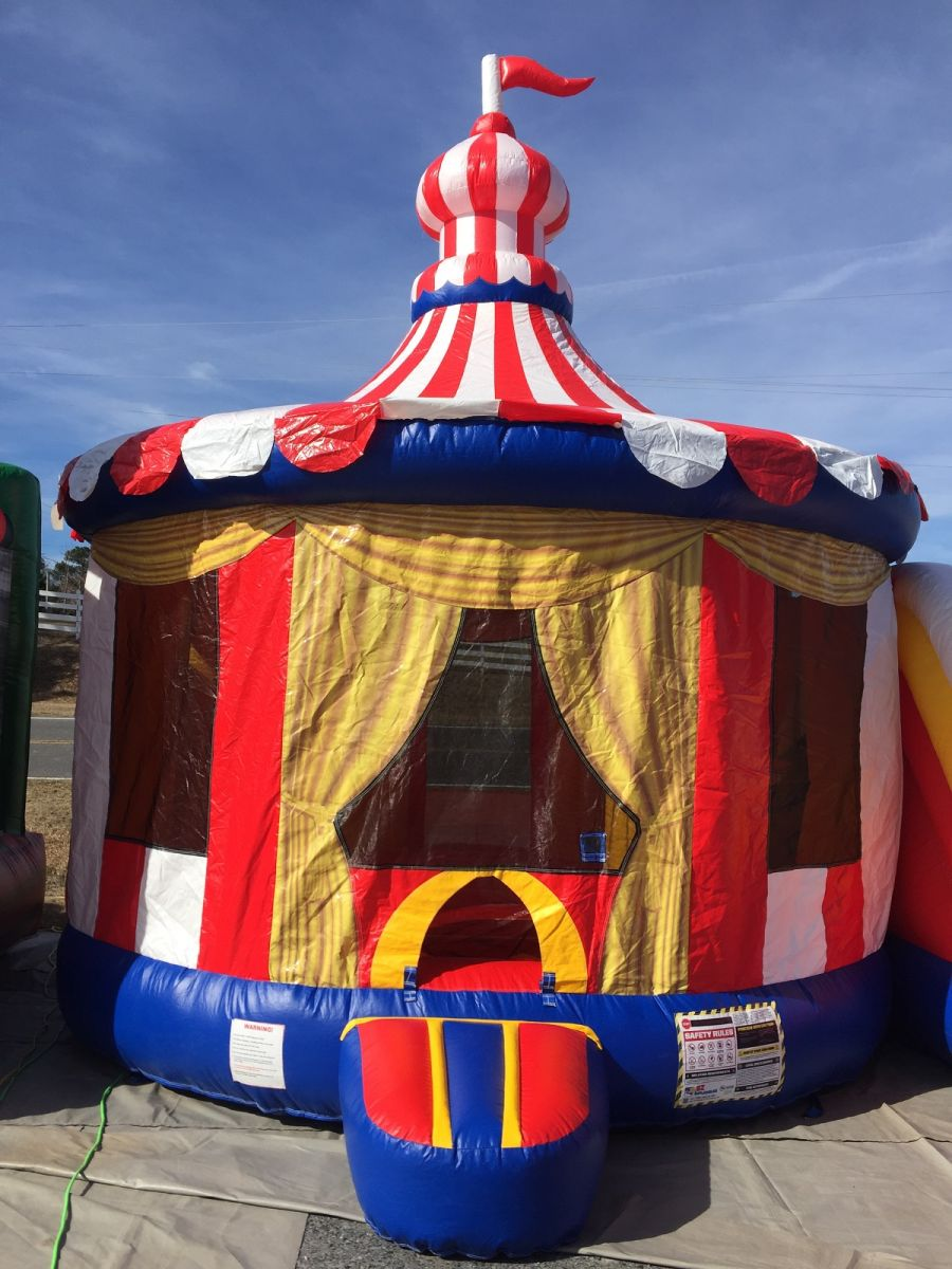 Carnival Combo Bounce House Amp Party Rentals