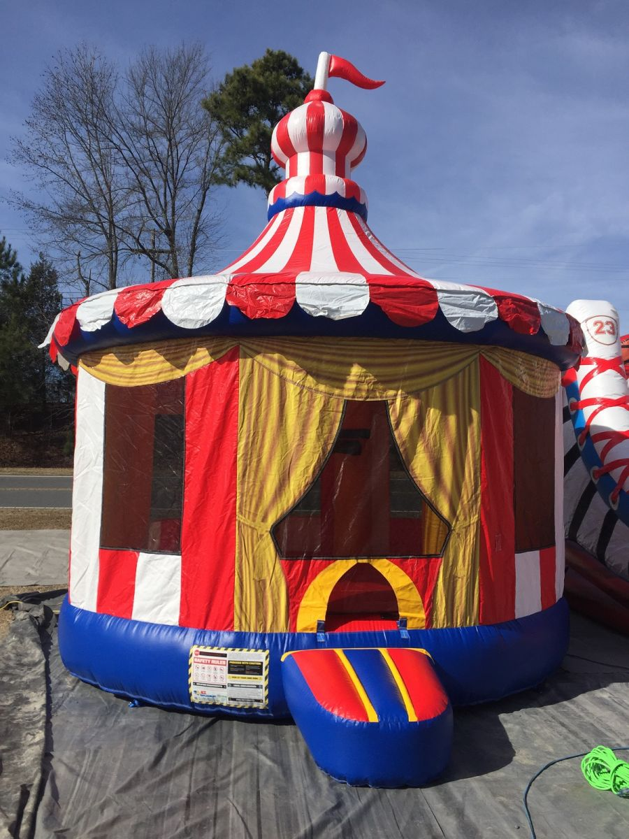 Carnival Bounce House Amp Party Rentals Abounceabletime