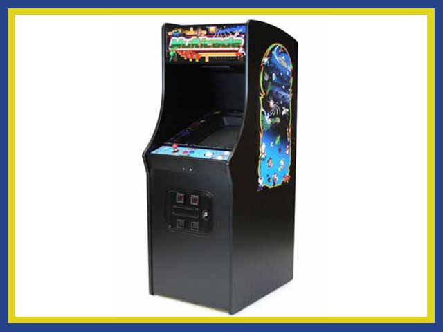60 in 1 Multicade Arcade Game