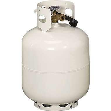 Propane tank rental Full tanks