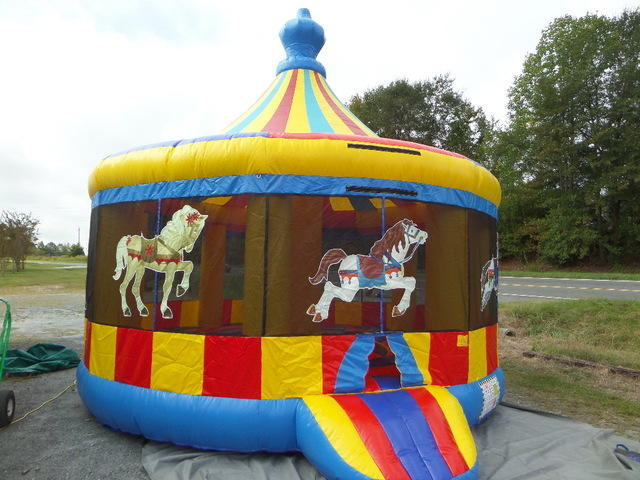Carolina Carousel Bounce House