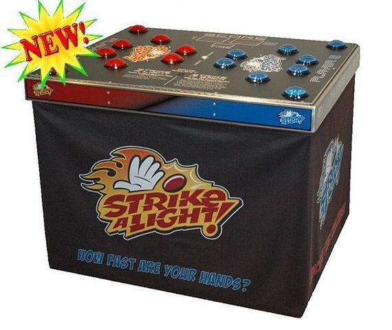 Strike A Light Arcade 2 Player