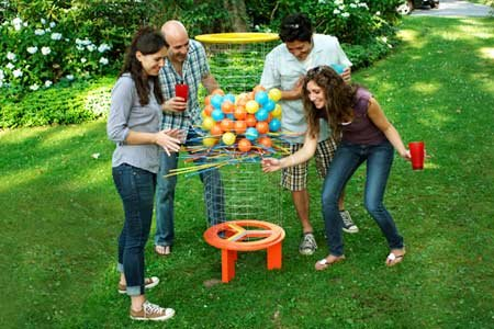 Giant Kerplunk Game
