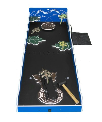Leaping Lizards Carnival Game Rental