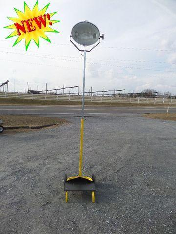 1000 watt Portable 10' Light Tower