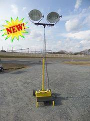 2000 Watt Portable Light Tower