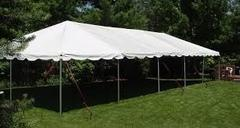 20x50 Frame Tent