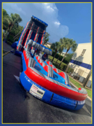 22' Old Faithful Water Dual Lane Slip n Dip With Pool