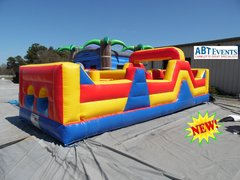 NEW 30' Challenge Obstacle Course Interactive