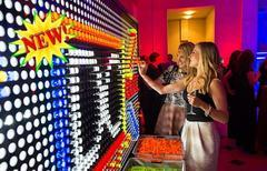 NEW Giant Lite Brite Jumbo Fun 4'x8'