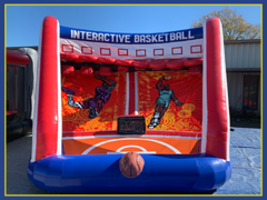 Interactive Basketball