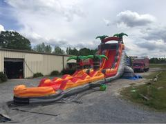 22' Granite Falls Water Slide with Slip n Dip