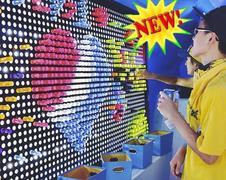 New Giant Lite Brite 4'x4'