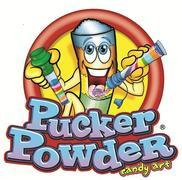 Pucker Powder Interactive Candy Art extra Supplies